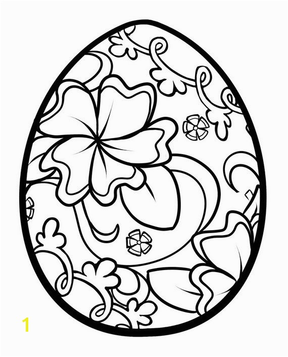 Unique Spring & Easter Holiday Adult Coloring Pages Designs