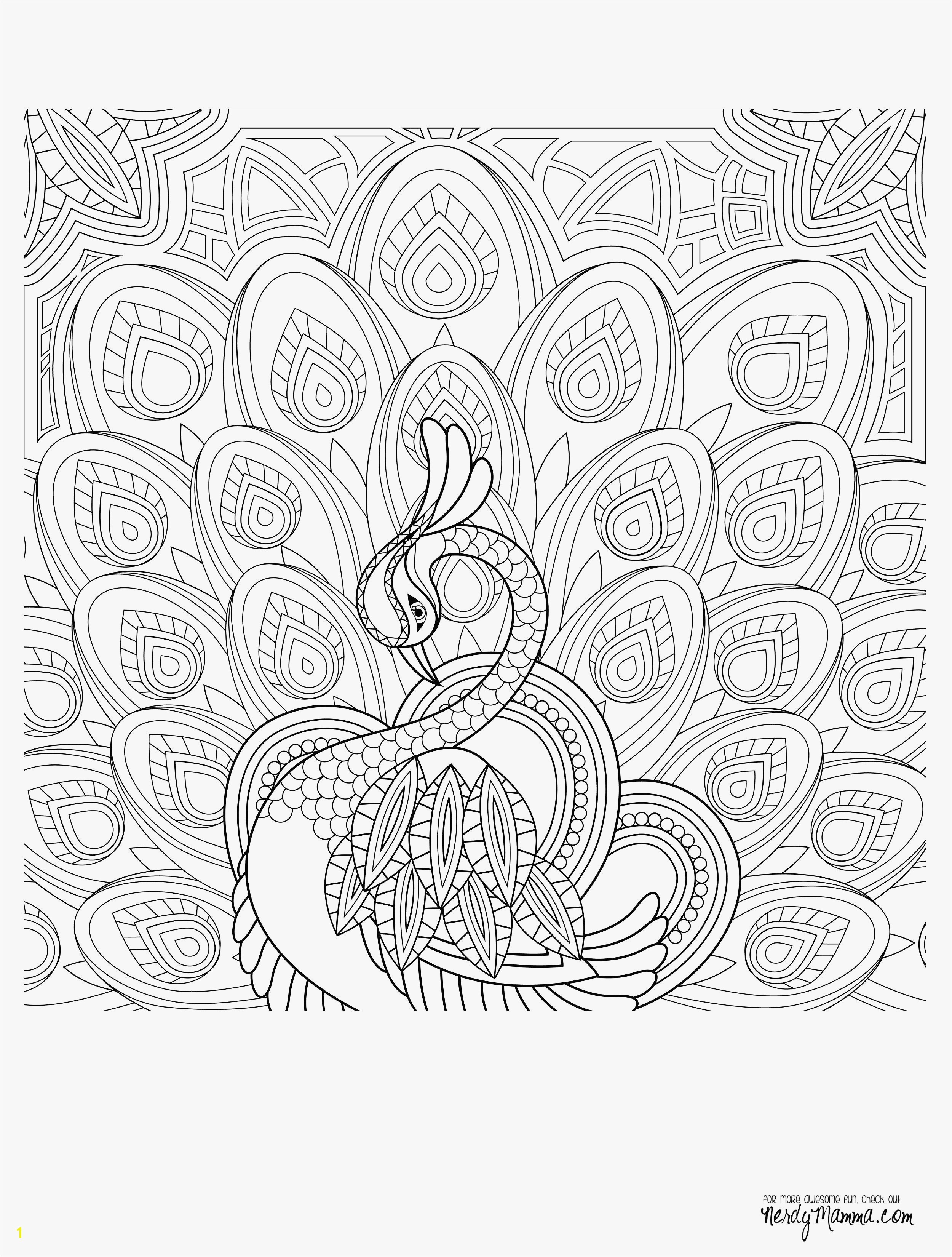 Printable Heart Coloring Pages Free Printable Flower Coloring Pages for Adults New Awesome Coloring