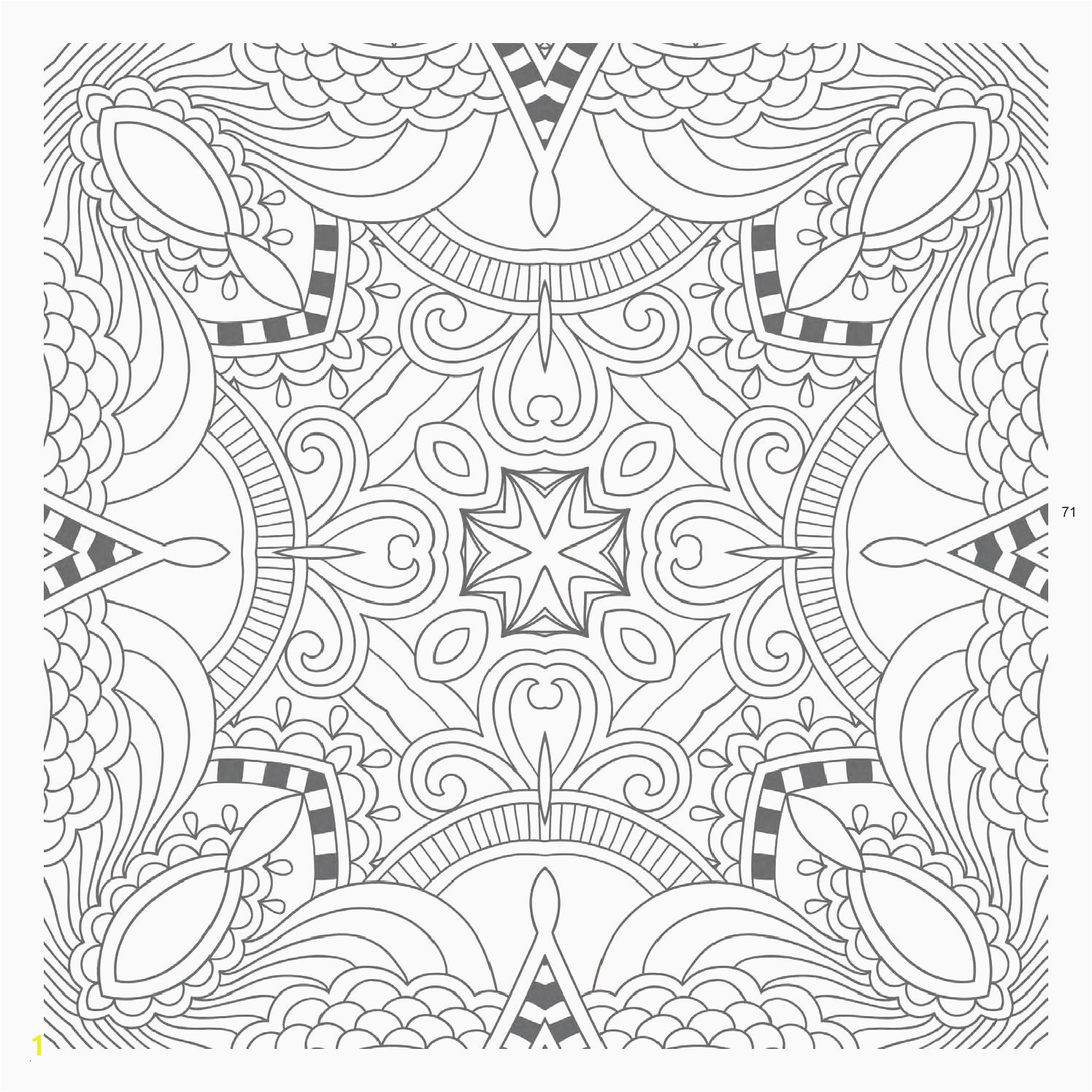 Coloring Books for Grown Ups Celtic Mandala Coloring Pages Mandalas Coloring Line Inspirational Mandala Coloring Line