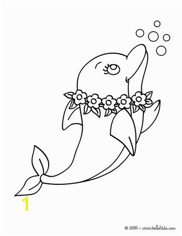 Dolphins online Lovely dolphin coloring page Coloring page ANIMAL coloring pages SEA ANIMALS coloring pages