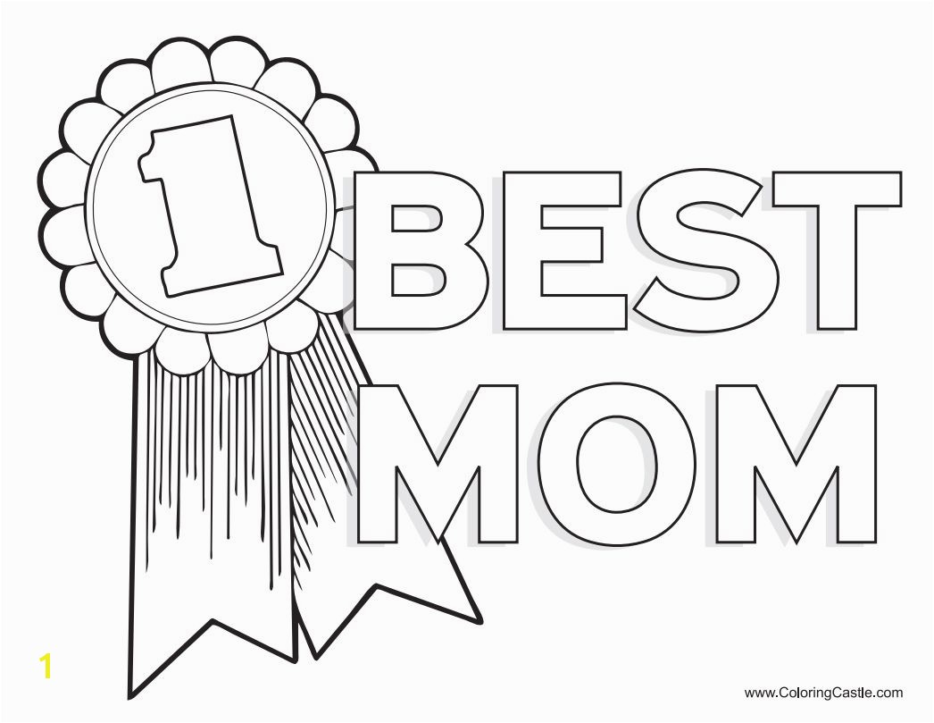 coloring castle mothers day coloring pages 5909f5b03df78c9283e36b67
