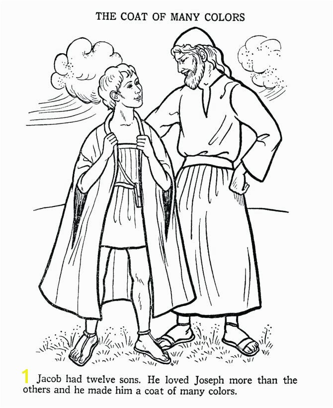 bible coloring pages joseph forgives his brothers page storybook story and color colouring sheets bible coloring pages joseph printable colouring