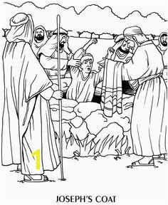 joseph and the coat of many colors coloring page Google Search