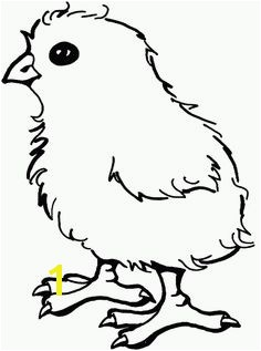 Coloring Pages Of Baby Chicks Chick Coloring Page Animal Coloring Pages