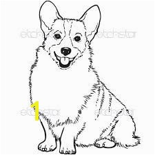 Coloring Pages Of Corgis Tasha Tudor S Name is Well Known Among the Corgi Munity for Her