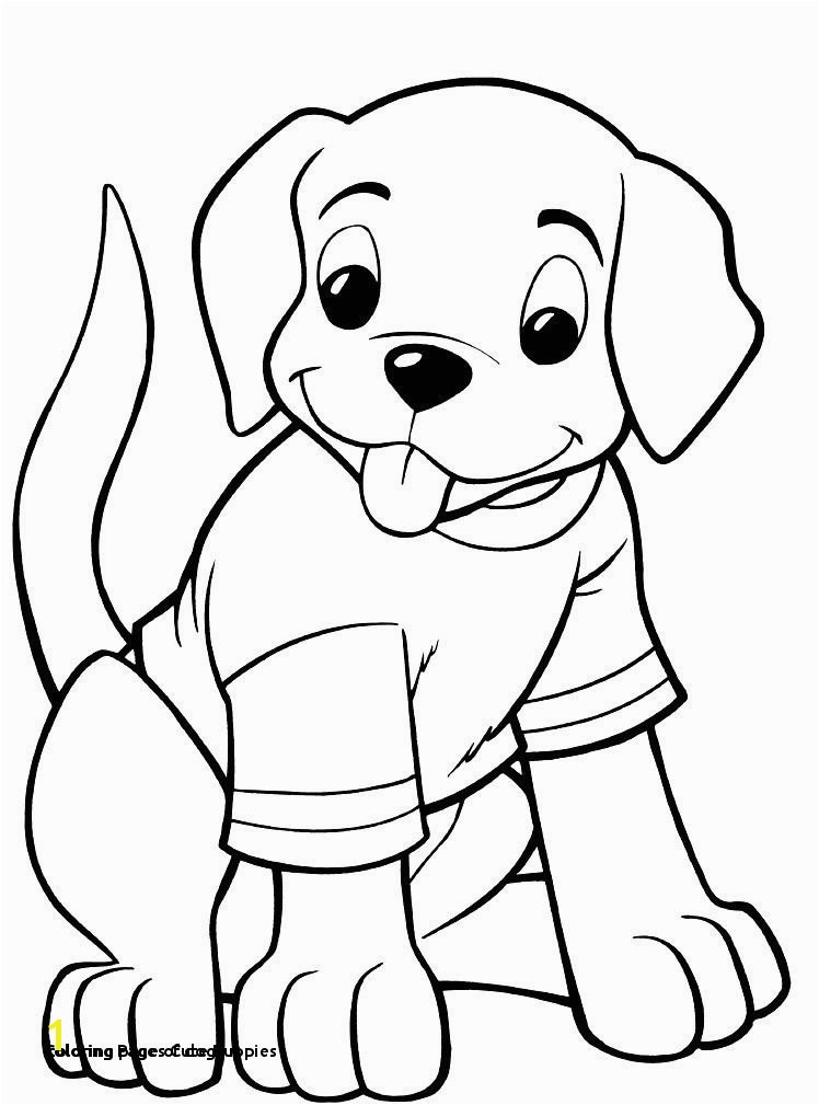 Coloring Page Dog Real Puppy Coloring Pages Fresh Printable Od