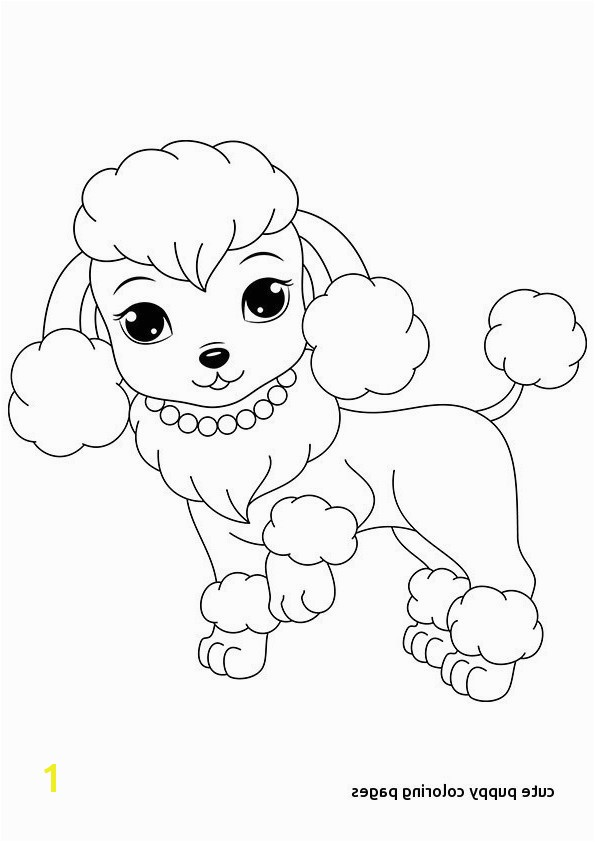 Coloring Pages Of Cute Dogs and Puppies Free Coloring Pages Puppies Fresh Cute Puppy Coloring Pages