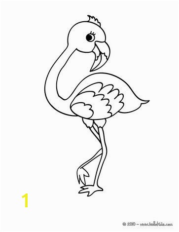 There is a new Cute flamingo in coloring sheets section Check it out in BIRD coloring pages Print out and color this Cute flamingo coloring page