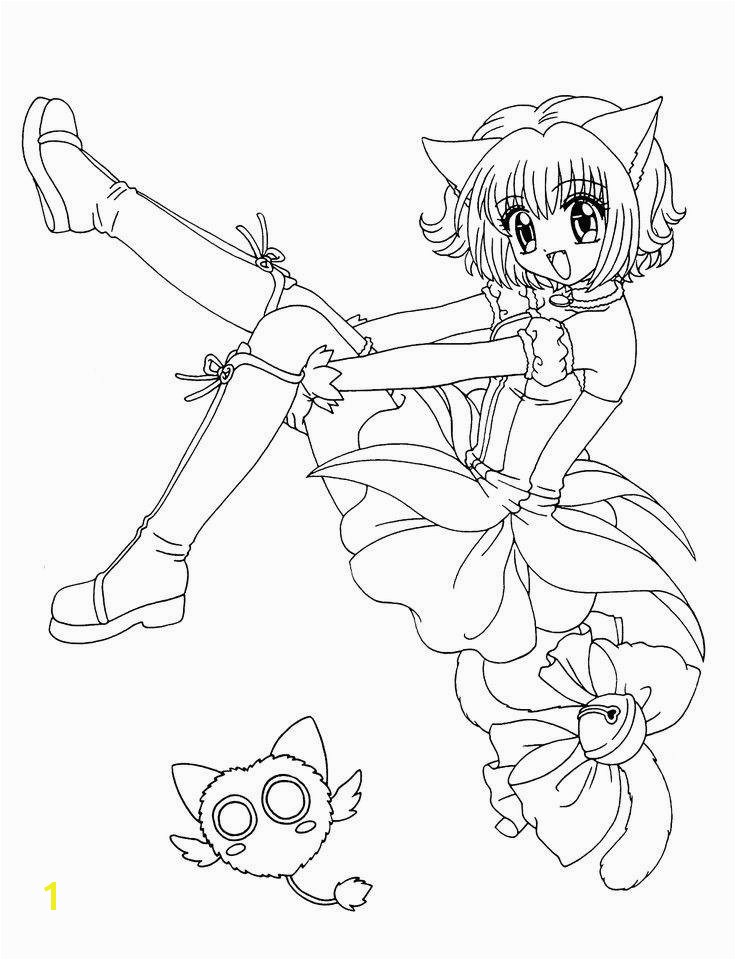 coloring pages of anime girls printable new 13 unique coloring pages mew pics of coloring pages of anime girls printable