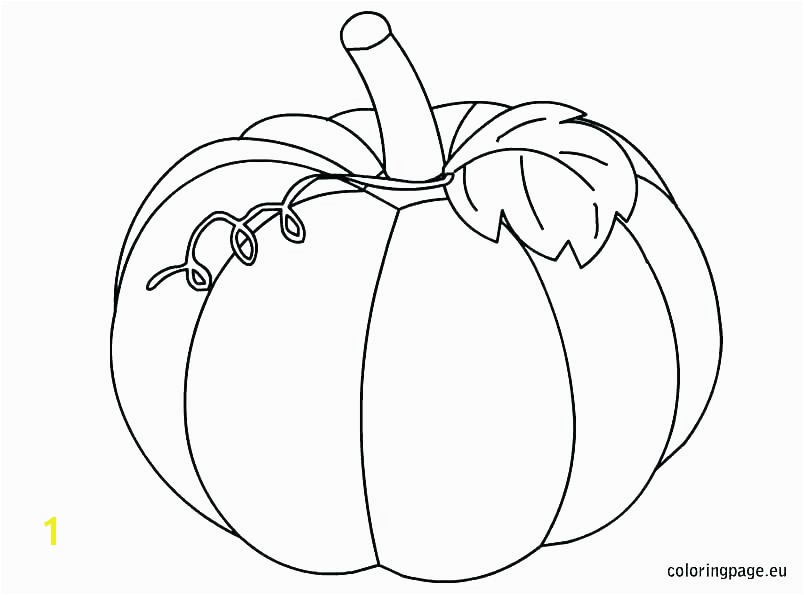 Coloring Pages Of Pumpkins Pumpkin Coloring Pages for toddlers Related Post Halloween Pumpkin