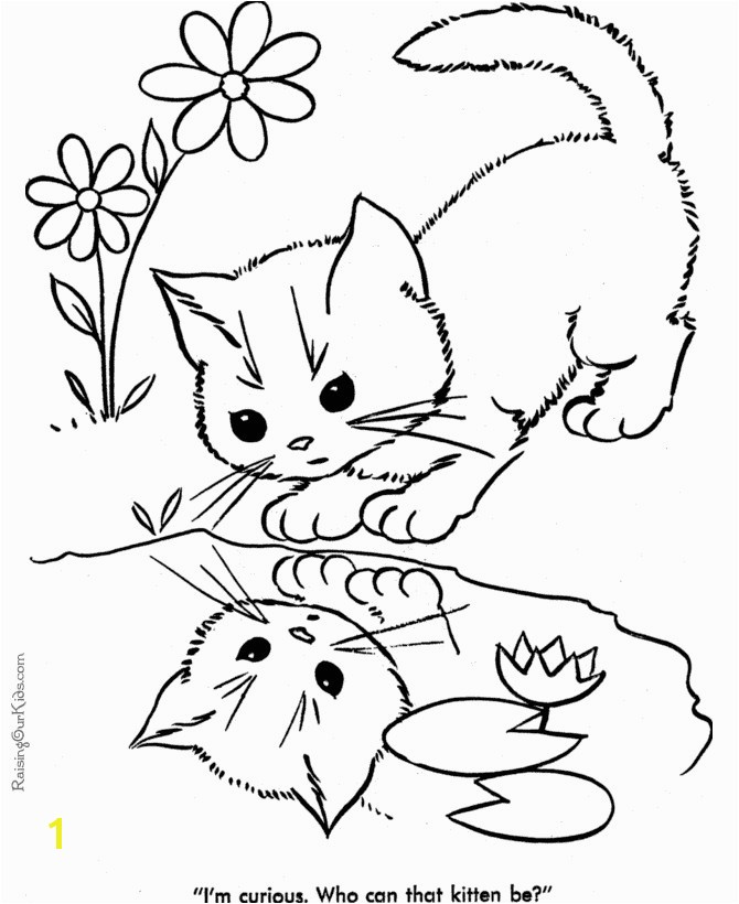 Coloring Pages Real Kittens Unique Cat Coloring Sheets Coloring Pages Real Kittens Beautiful