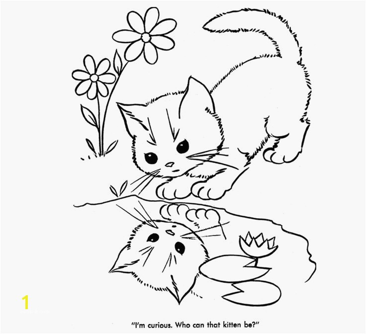 Kitten Coloring Sheets Delightful Beautiful Coloring Pages Fresh Https I Pinimg 736x 0d 98 6f For s