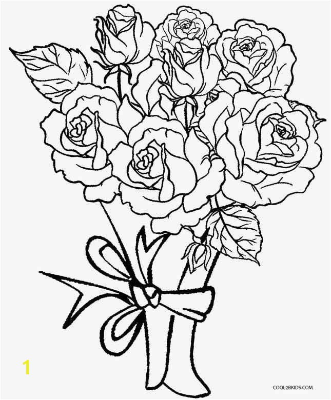 Rose Coloring Page Best S S Media Cache Ak0 Pinimg originals 89 0d 6b Free Coloring