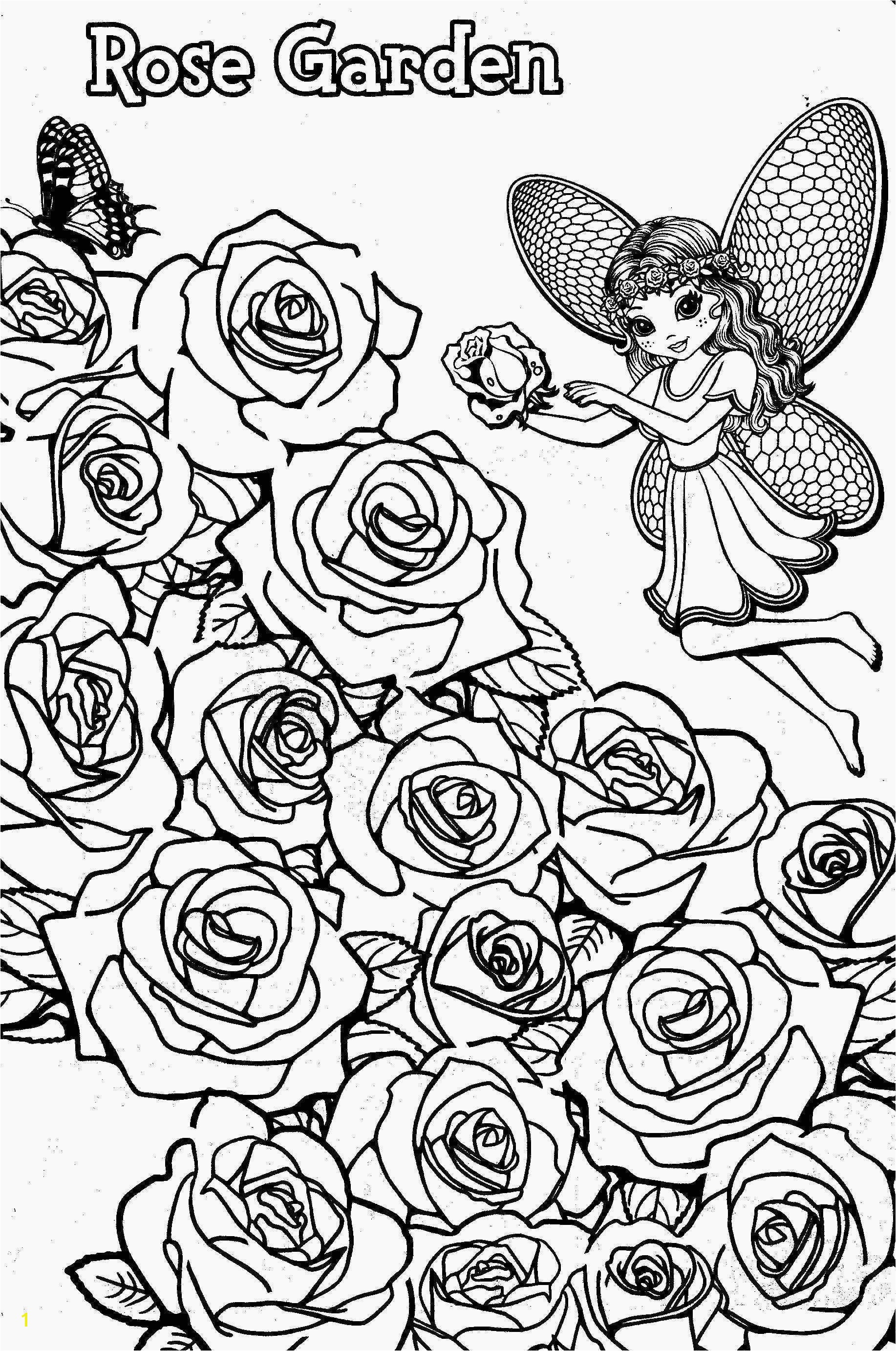 Best Garden Flowers Fresh Rose Coloring Books Fresh Home Coloring Pages Best Color Sheet 0d
