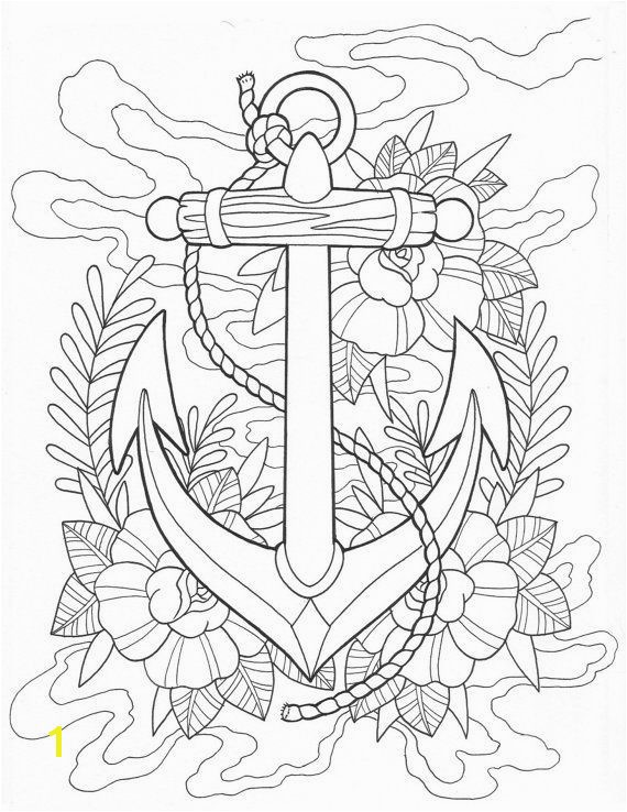 Tattoo Coloring Pages Related Post