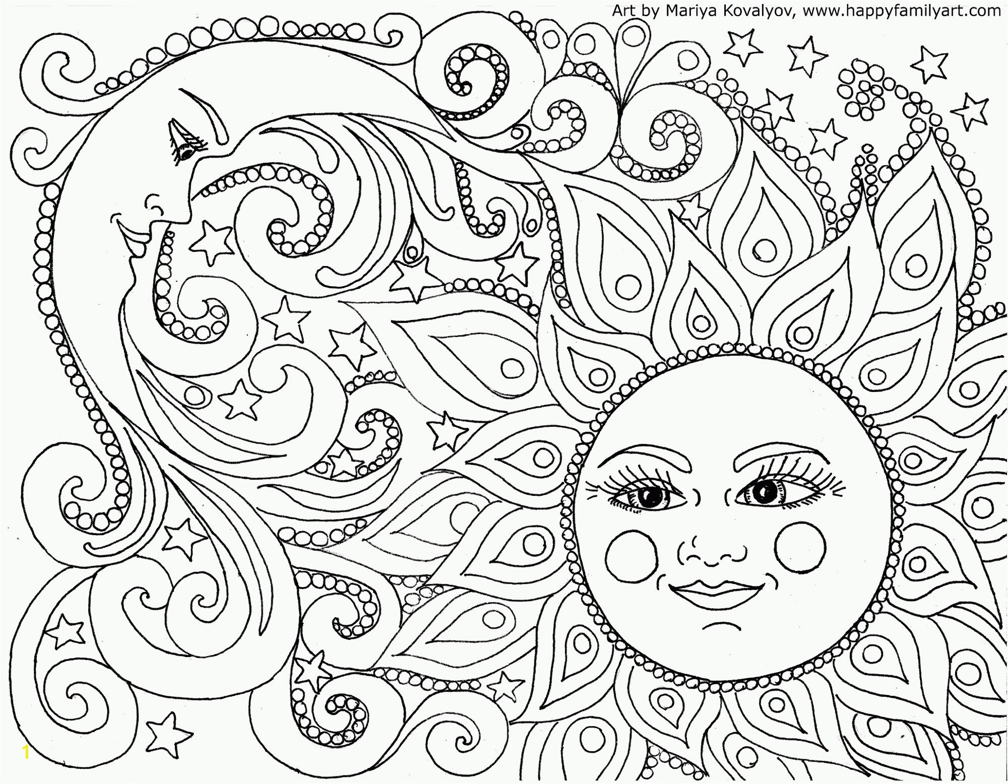 Coloring Pages to Print for Adults Free Printable Coloring Pages for Adults Advanced Fresh New Od Dog