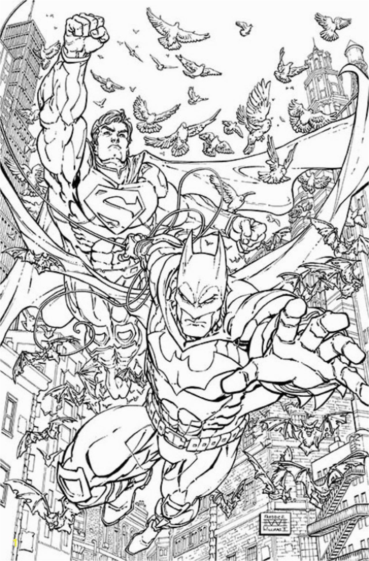 Dc ics Coloring Pages 97 with Dc ics Coloring Pages