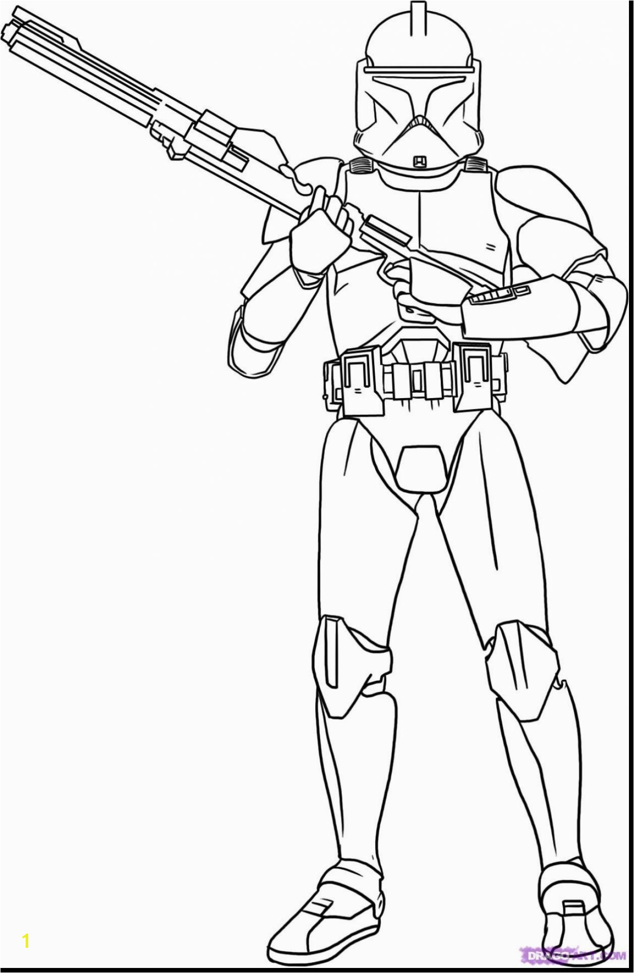 mander Cody Coloring Page Unique Colorful Clone Wars Clone Trooper Coloring Pages Position s