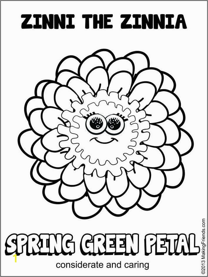 Considerate and Caring Coloring Page Lupe Daisy Coloring Page Yahoo Image Search Results