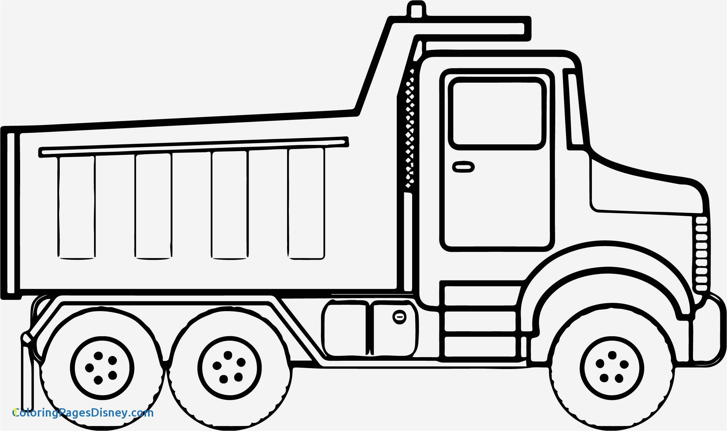 Construction Vehicles Coloring Pages Unique Construction Coloring Pages Tipper Truck Full Od Sand Coloring Page