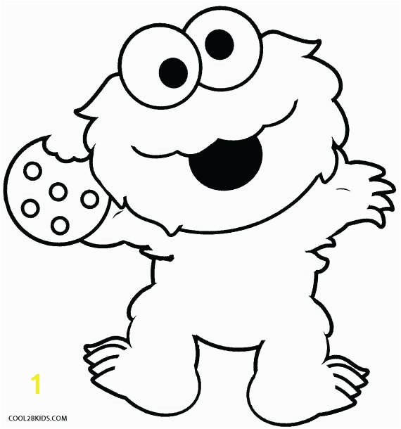 cookie monster coloring pages baby cookie monster coloring page cookie monster halloween coloring pages