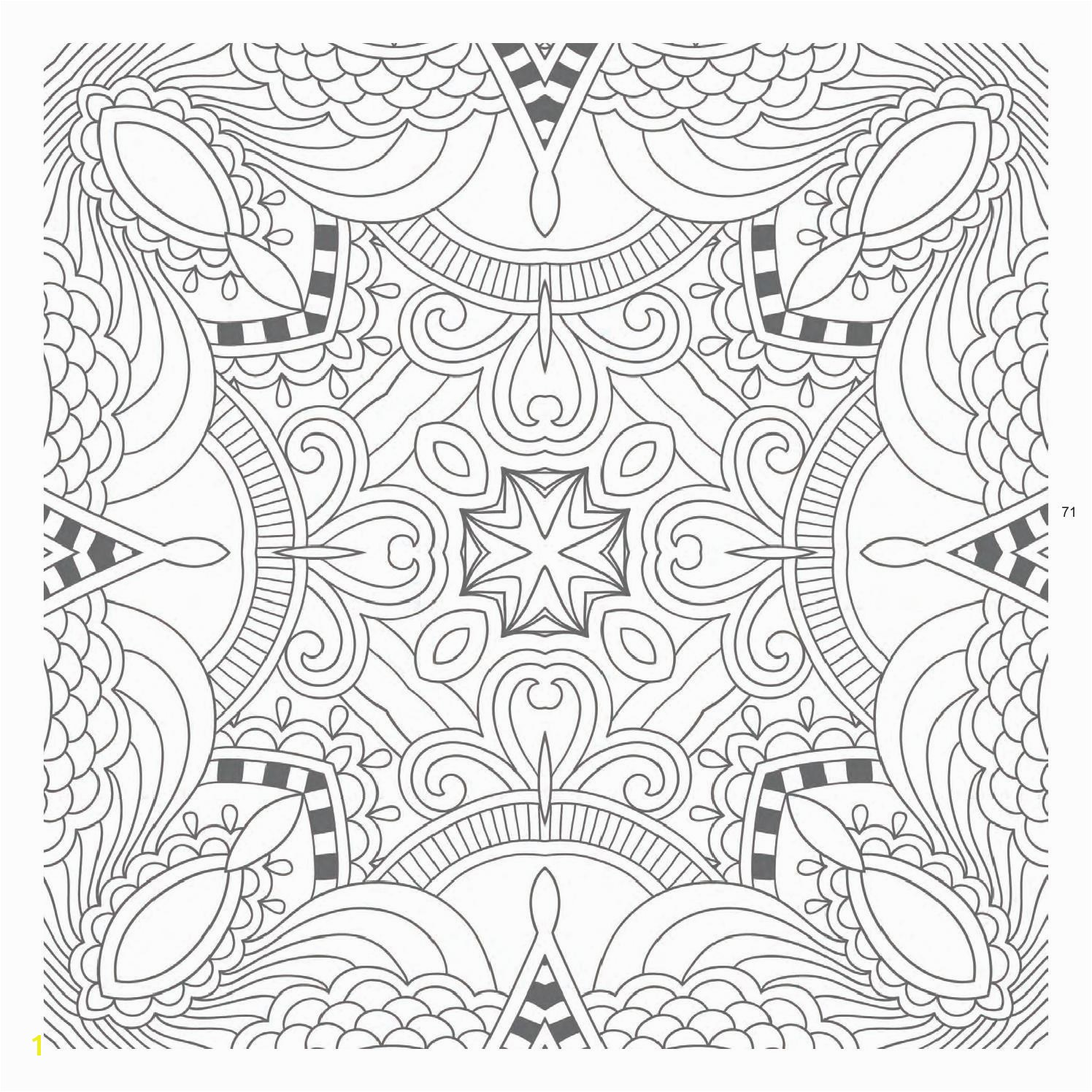 Coloring Pages Patterns Cool Coloring Pages
