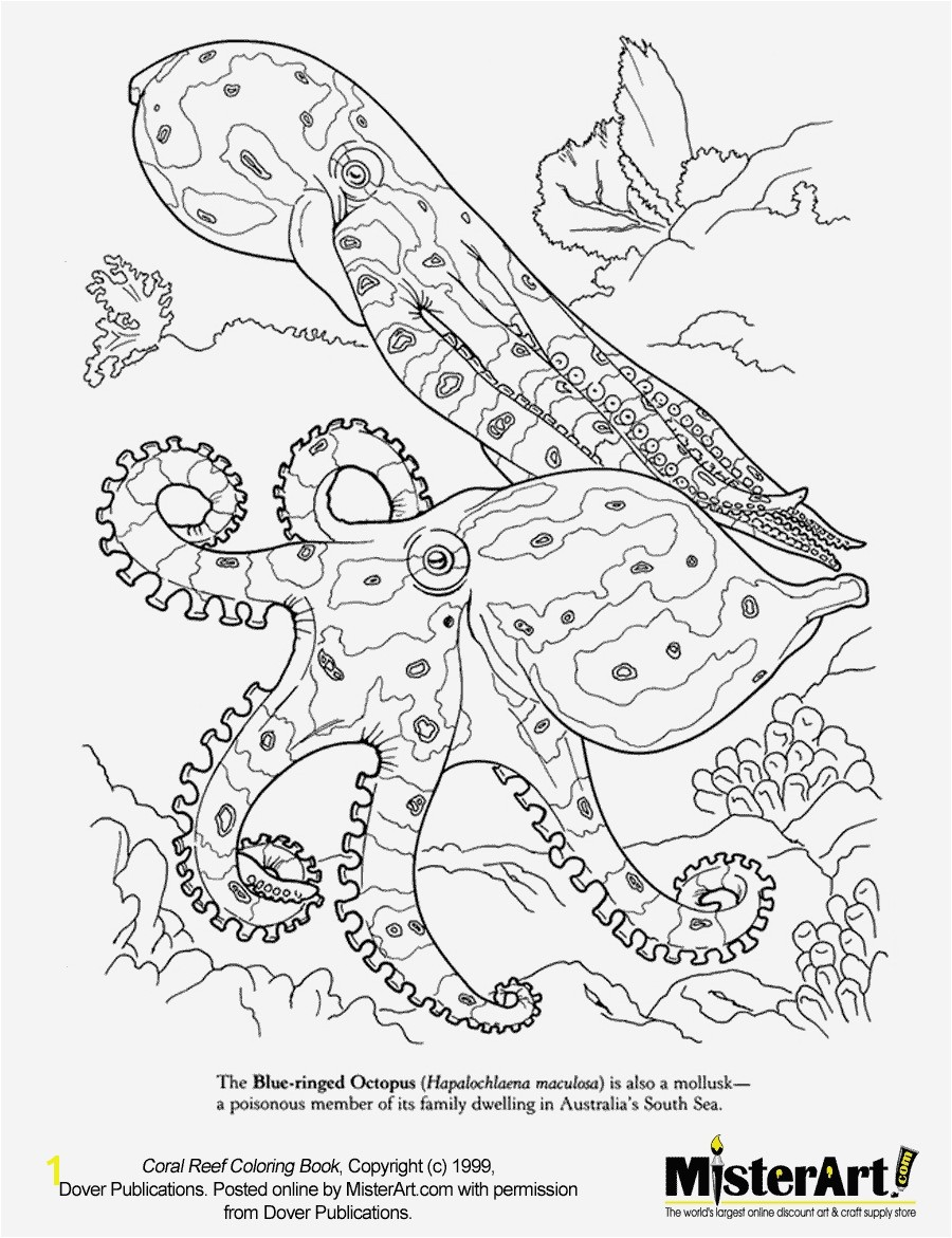 Coral Reef Animals and Plants Coloring Pages Beautiful Coloring Pages Animals Patterns Awesome Best Od Dog