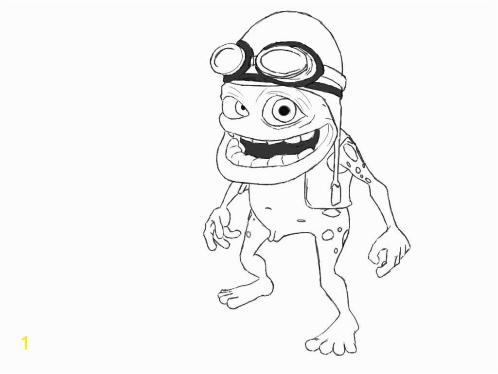 Crazy Frog by mackoweiski on DeviantArt