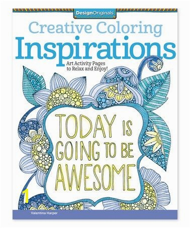 Love this Creative Coloring Inspirations Coloring Book on zulily zulilyfinds