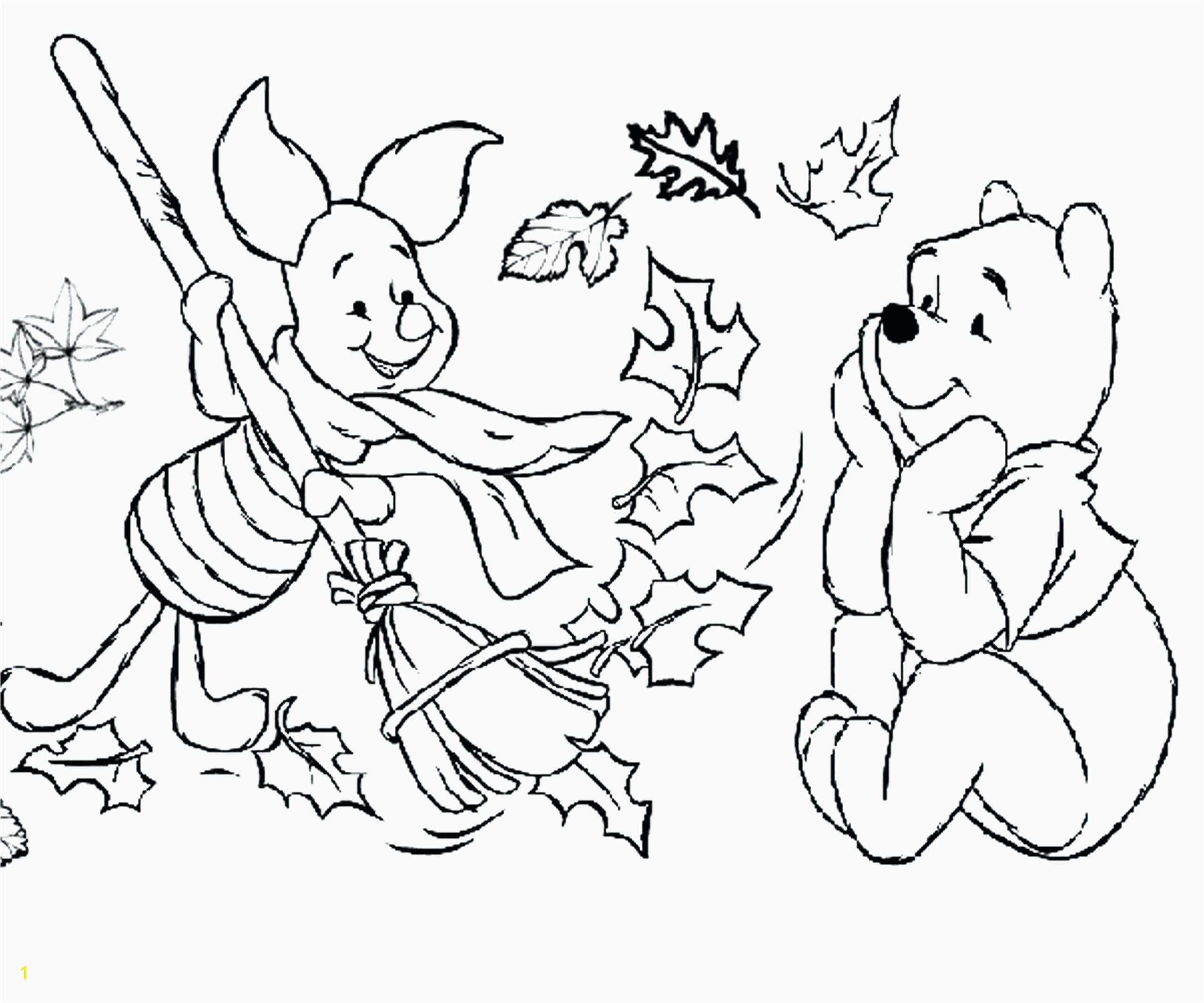 Coloring Pages for Fall Printable