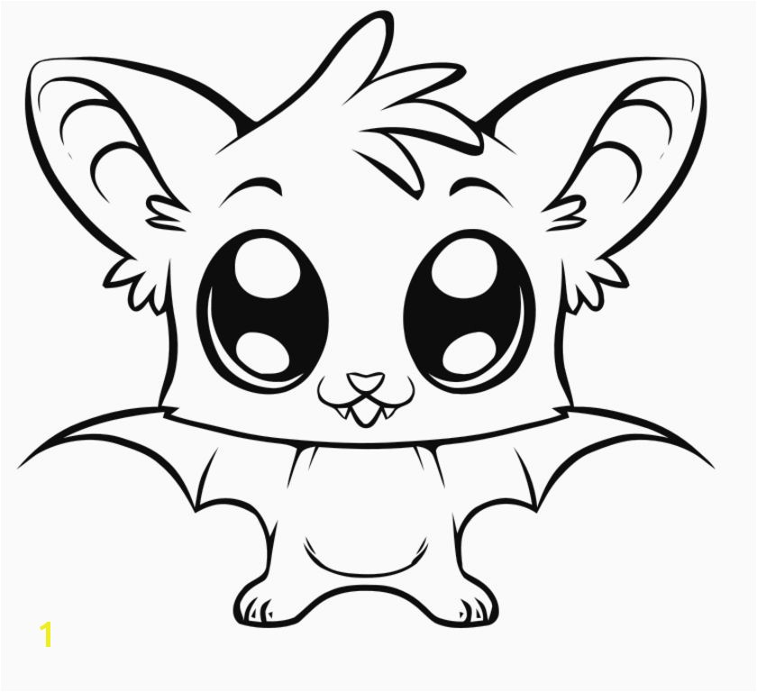 Image detail for Coloring pages of cute baby animals