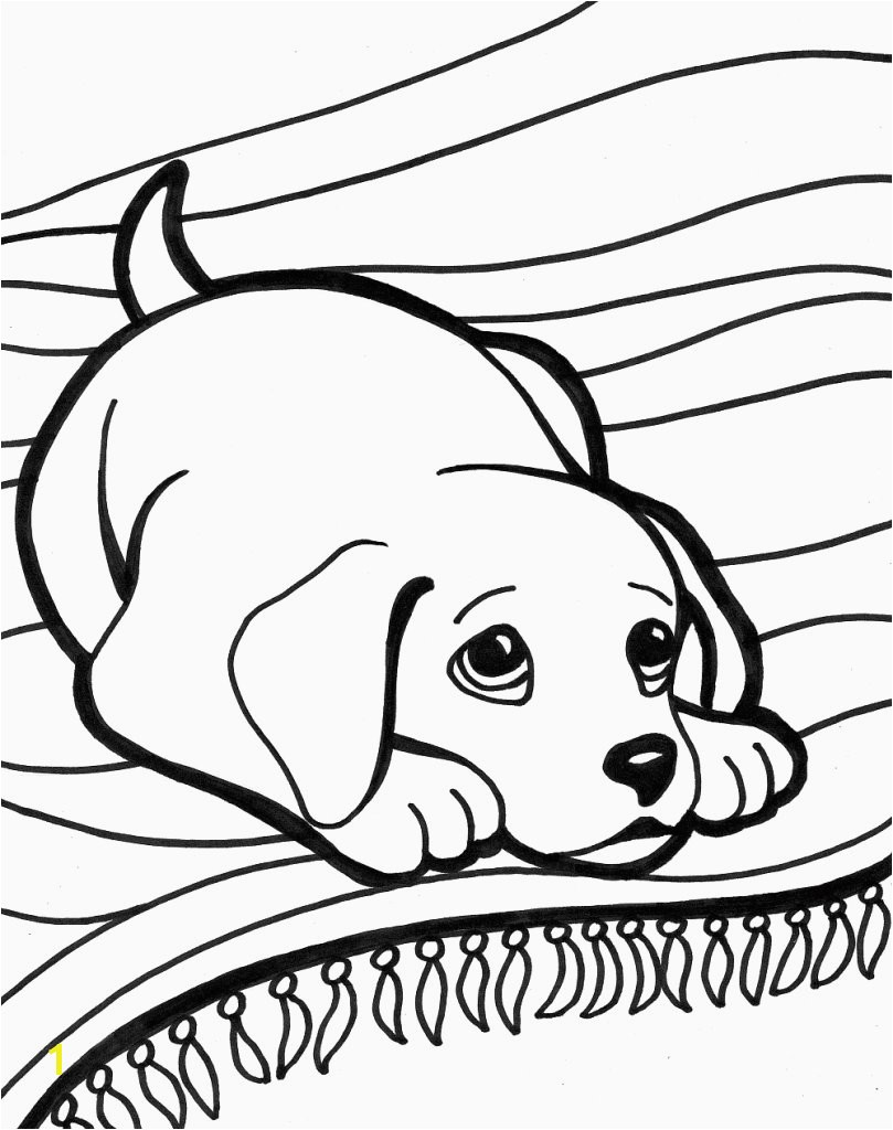 Cute Coloring Pages Animals Elegant Awesome Od Dog Coloring Pages Free Colouring Pages