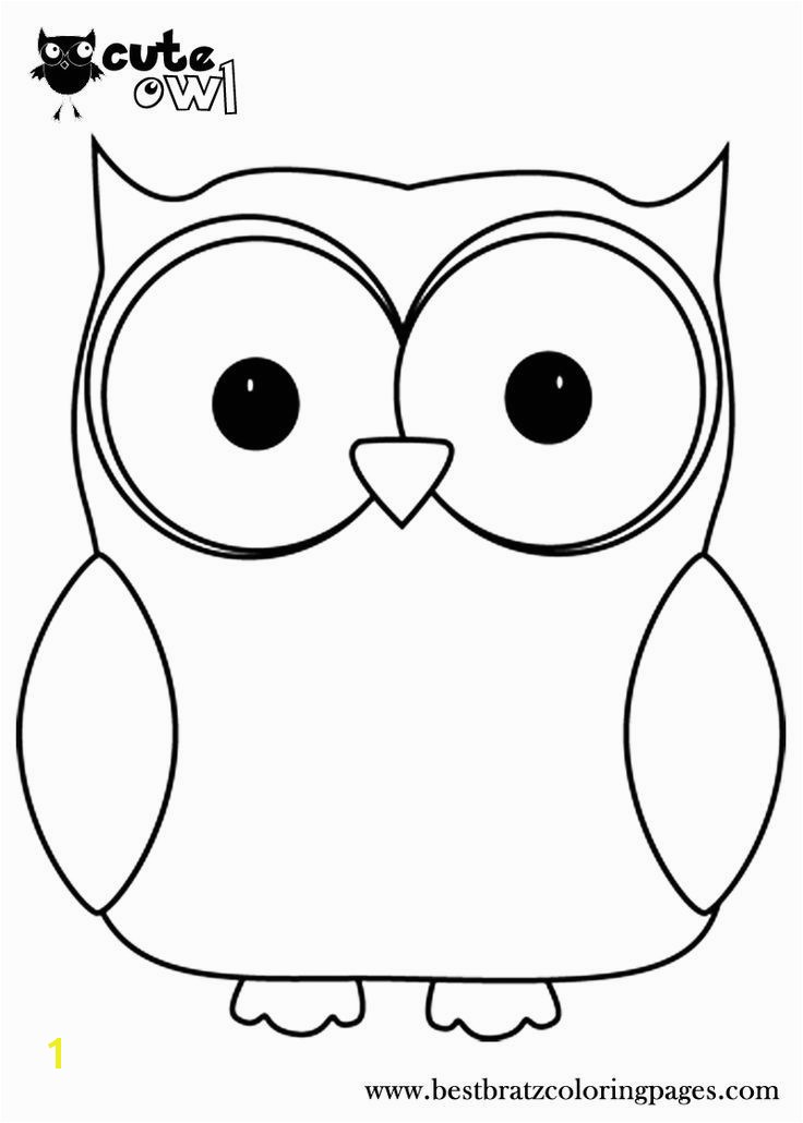 Cute Coloring Pages Of Owls Owl Coloring Pages Print Free Printable Cute Owl Coloring Pages
