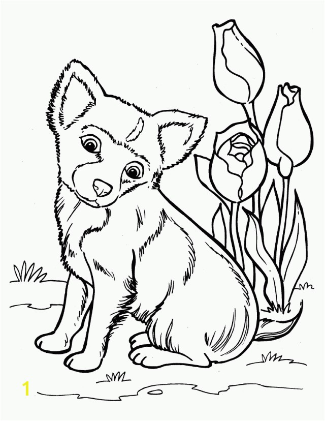 Cute Husky Puppy Coloring Pages Husky Coloring Pages Artwork✏ Arts and Crafts Pinterest