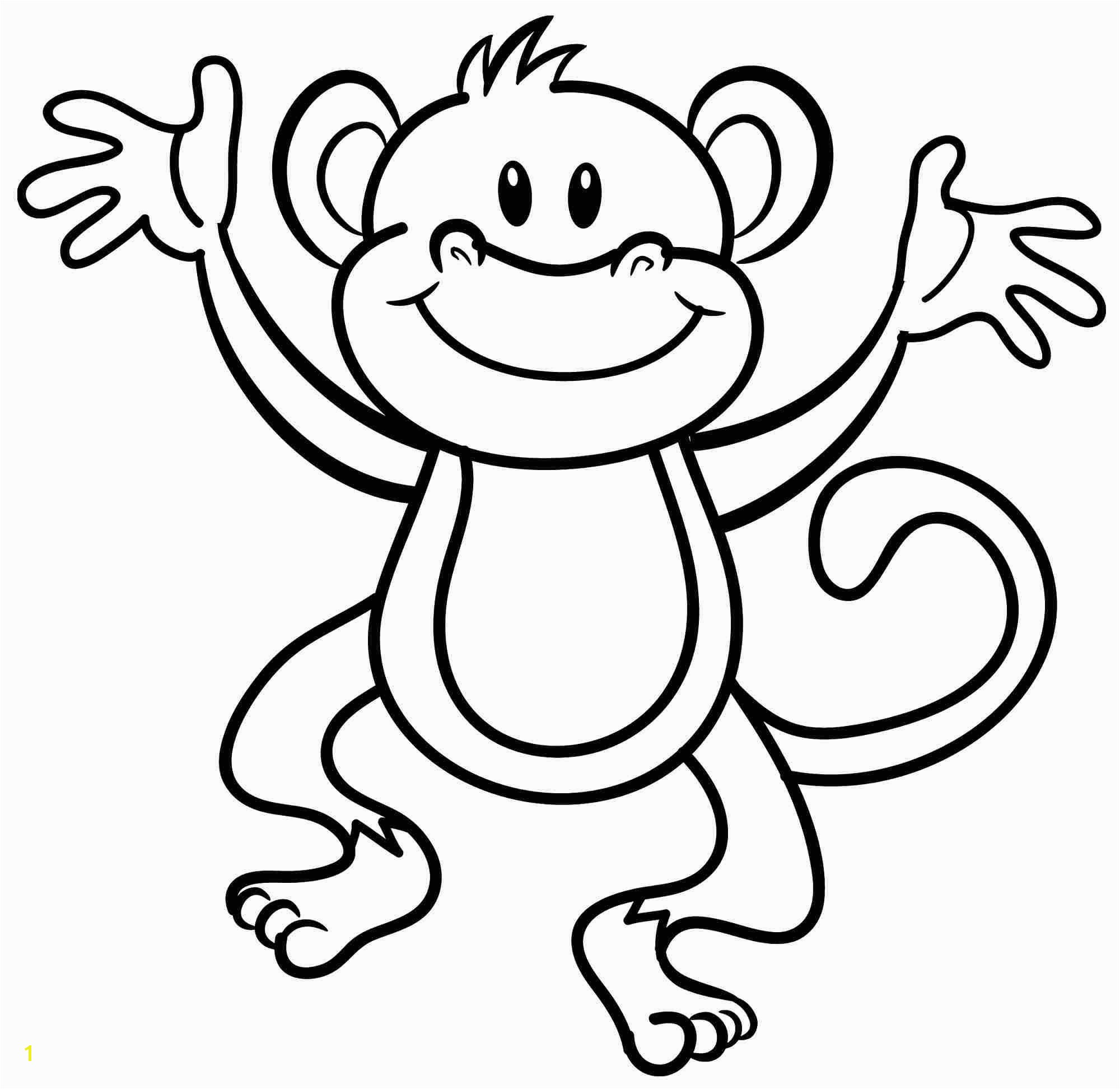Monkey Coloring Books New 8 Pics Year Printable Pages Curious George