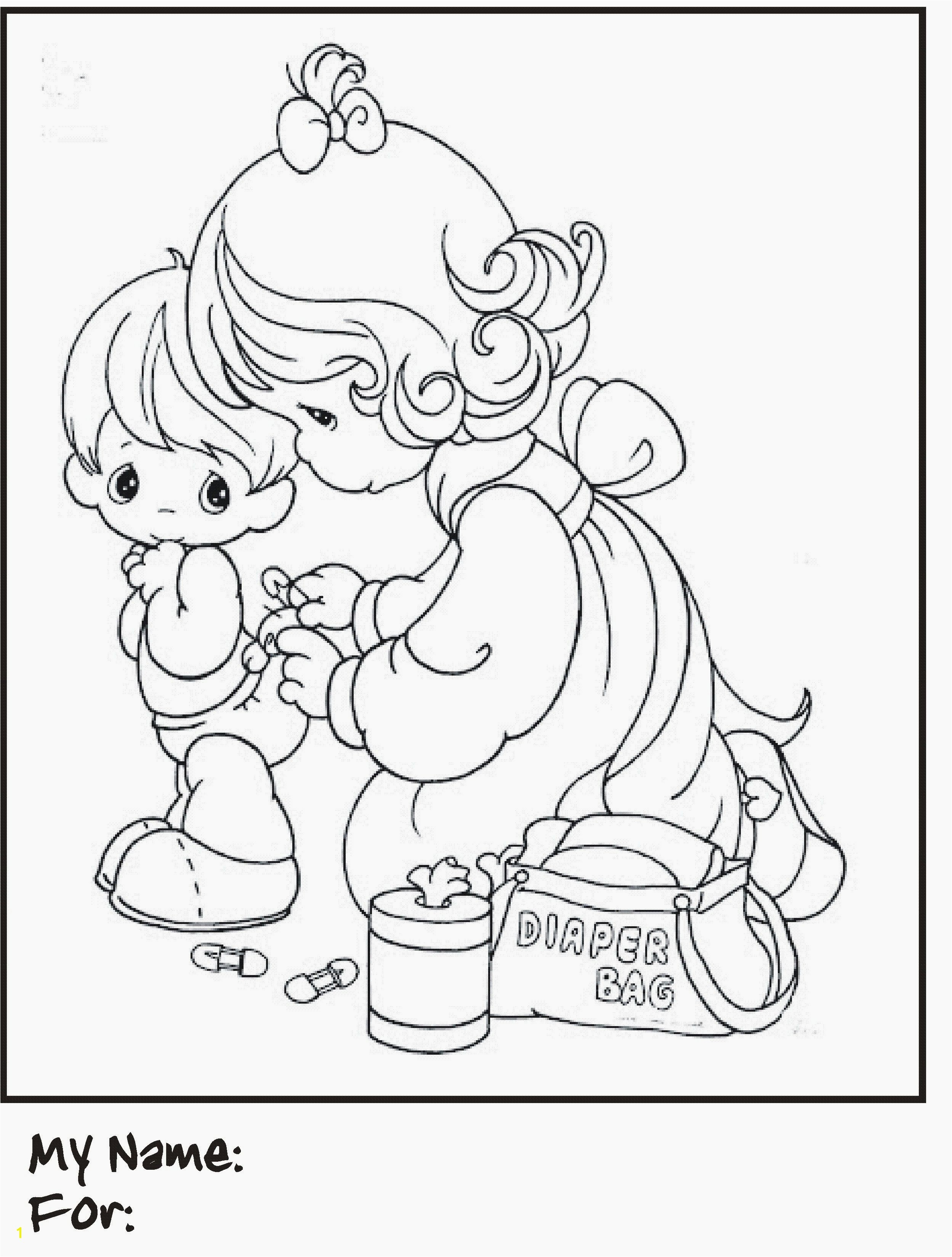 Cute Precious Moments Coloring Pages 12 Fresh My Precious Moments Coloring Pages