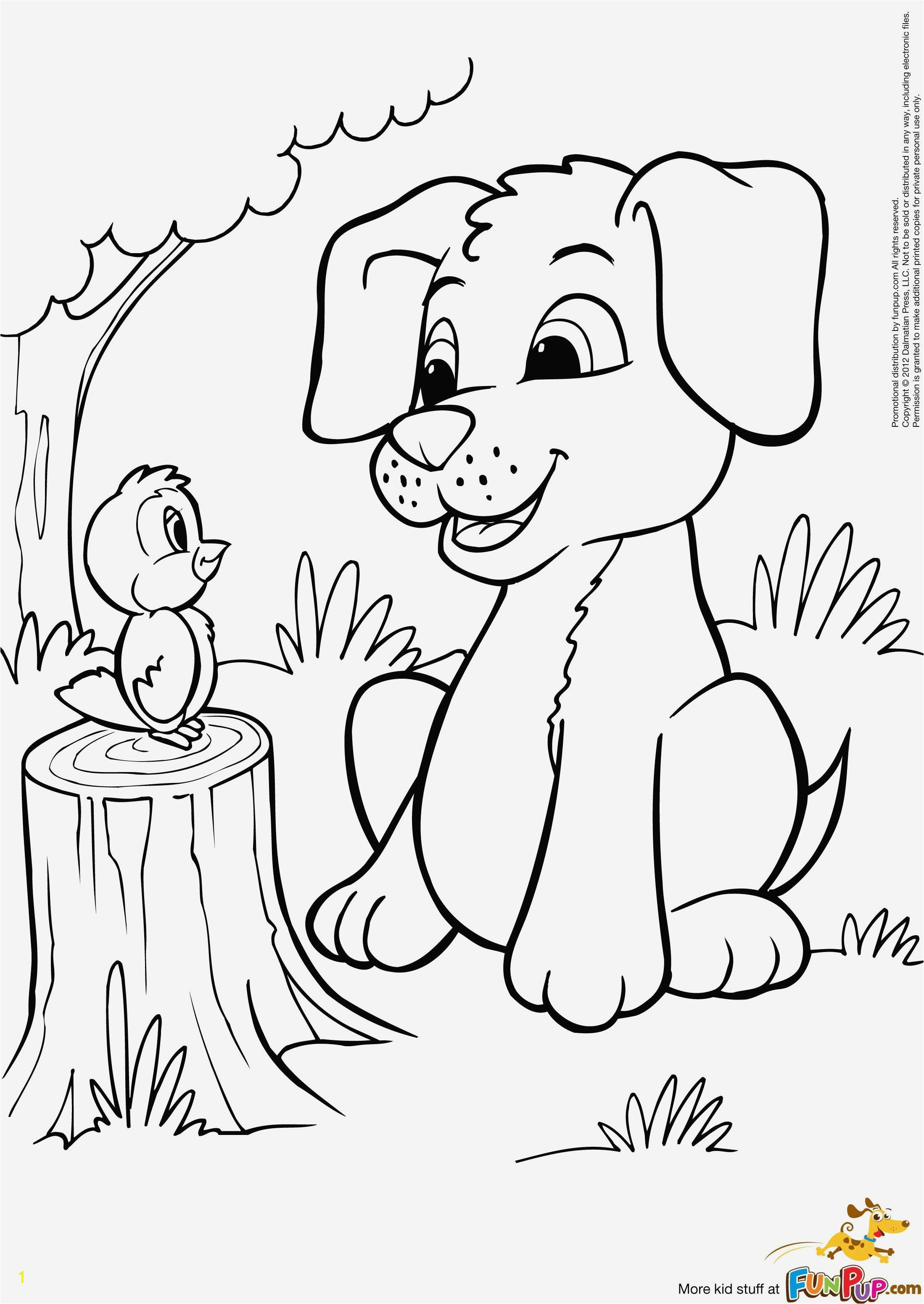 Best Puppy and Kitten Coloring Pages Unique Fresh Appealing Printable Od Dog Coloring Pages Colouring for