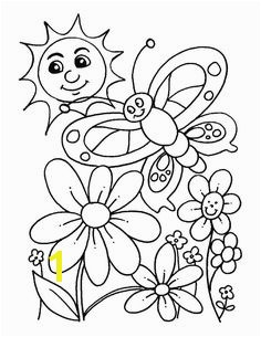 spring color pages 9 spring coloring pages Inspire Kids