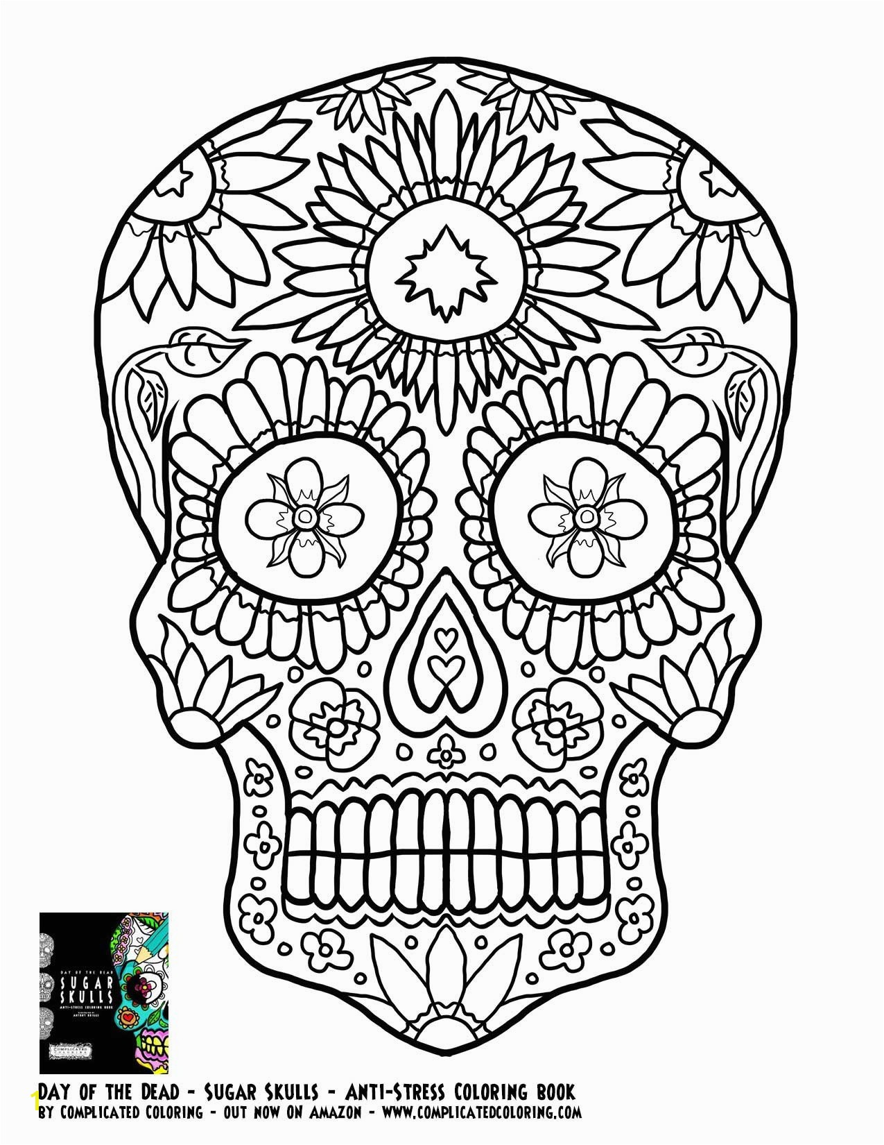 Coloring Pages Hearts with Ribbons Awesome Day the Dead Coloring Pages Fresh Cool Coloring Page for Adult Od