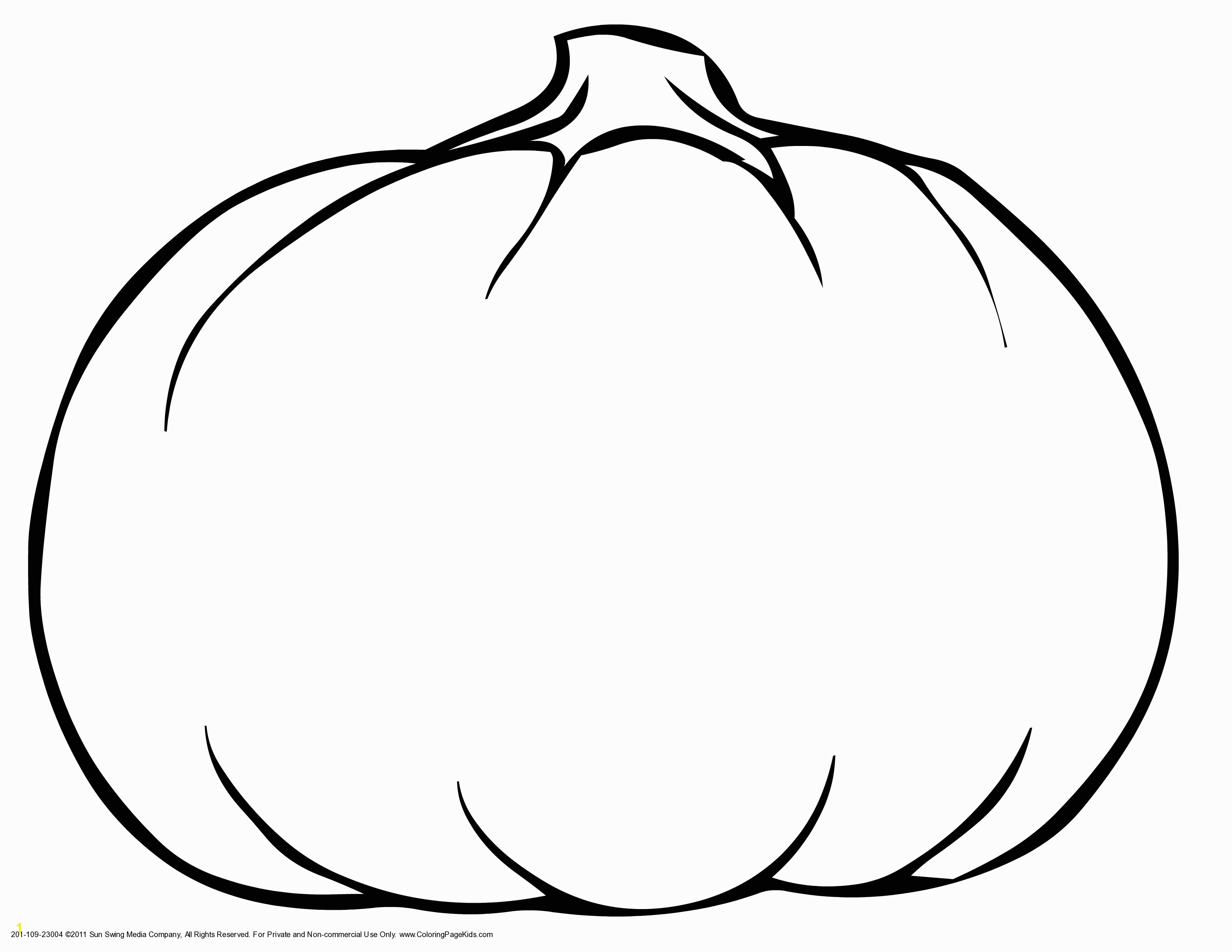 This is best Pumpkin Outline Printable Coloring Pages Pumpkins Colorine Net for your project or presentation to use for personal or mersial