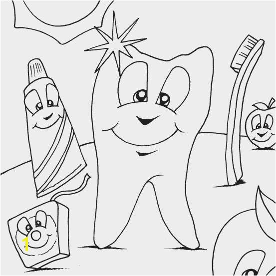 Dental Coloring Pages Dental Coloring Pages Awesome Dental Coloring Pages Idea Cool