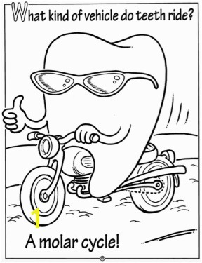 Children s Coloring Pages Dental
