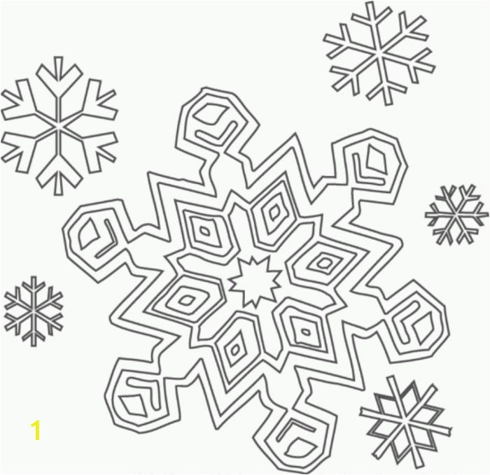 Coloring Pages Snowflake Coloring Pages Coloringidu Snowflake snowflake coloring pages for adults ad9
