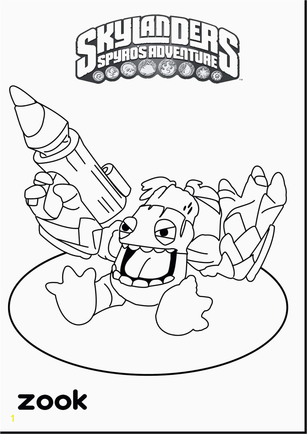Diego Coloring Pages line