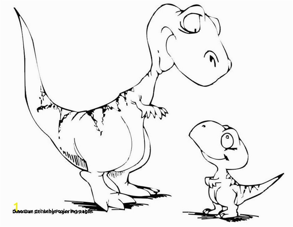 Dinosaurs Coloring Pages Awesome Coloring Pages for Kids – Gwall