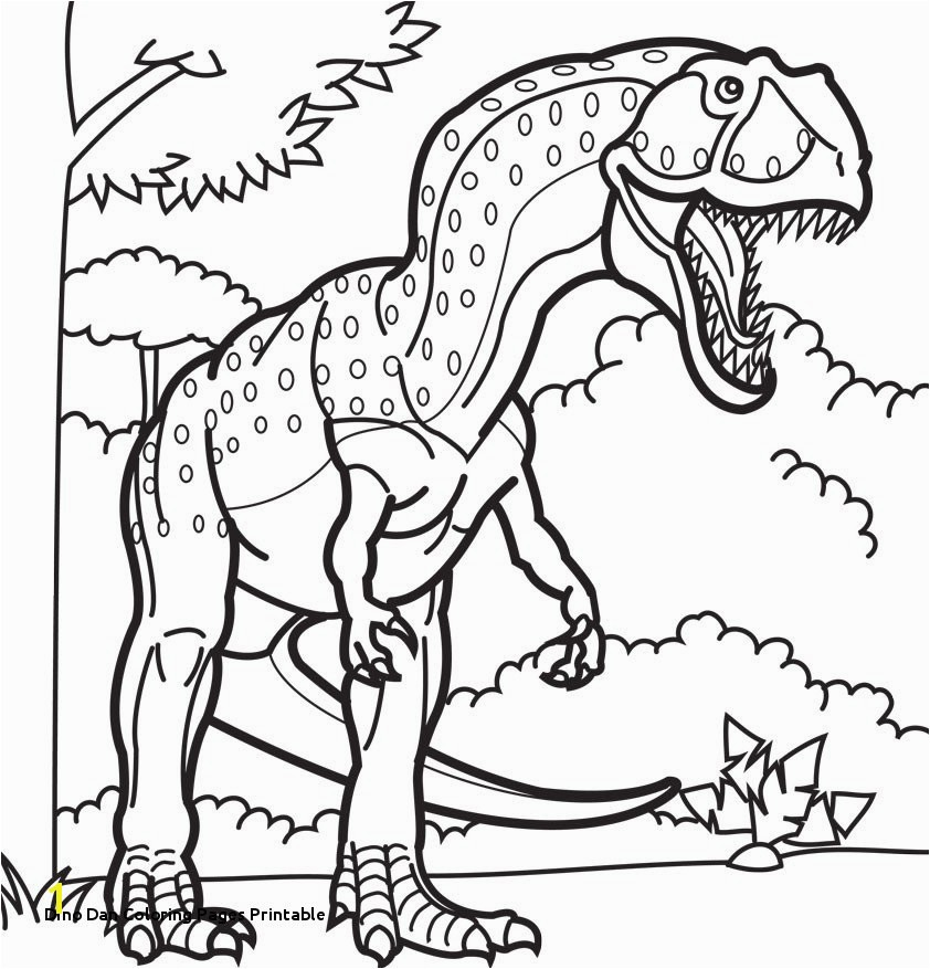 Dino Dan Coloring Pages Printable 20 Elegant Dinosaurs Coloring Pages