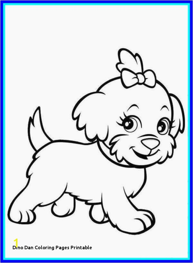 Dino Dan Coloring Pages Printable Fresh Appealing Printable Od Dog Coloring Pages Colouring for