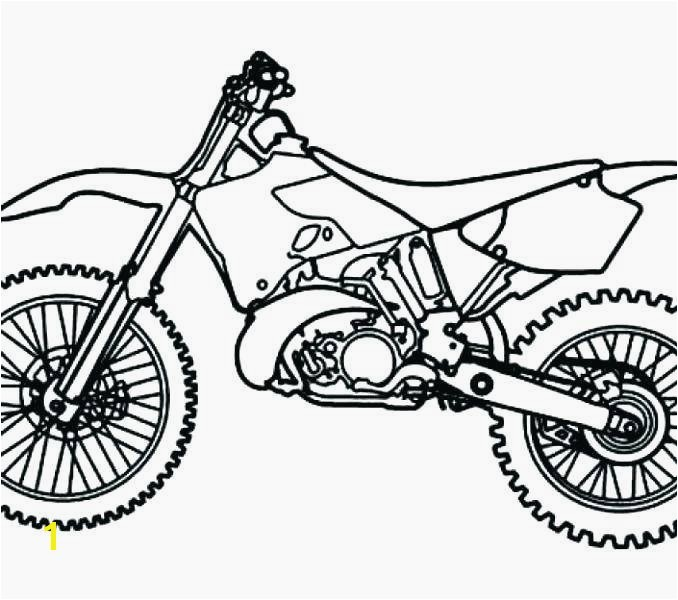 Bmx Coloring Coloring Pages to Print Coloring Pages Dirt Bike Inspiration Dirt Bike Coloring Page