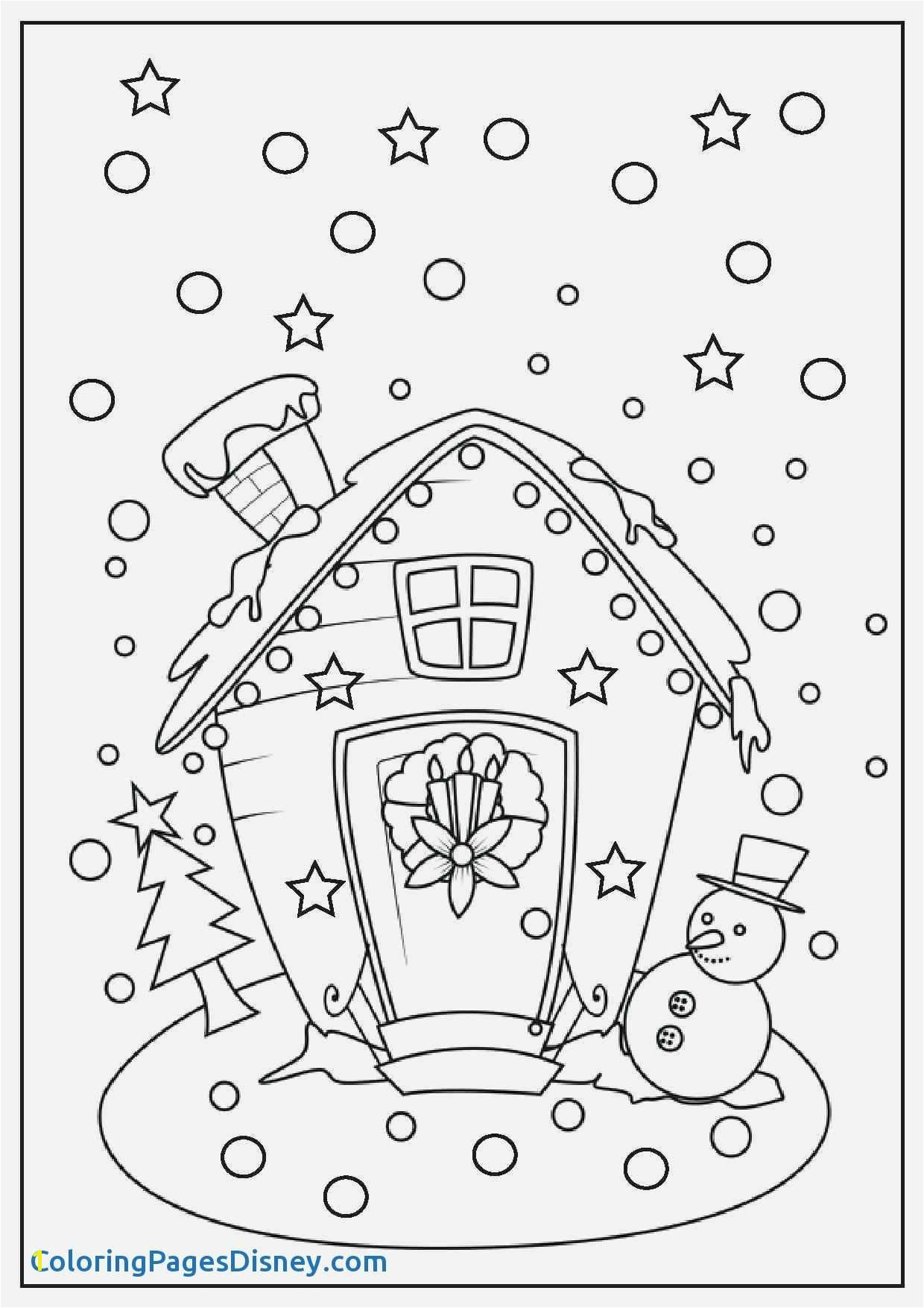 Best Christmas Coloring Pages Printable