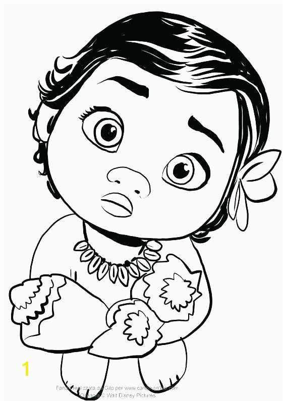 disney moana coloring pages baby printable coloring pages luxury free the boss all about moana coloring